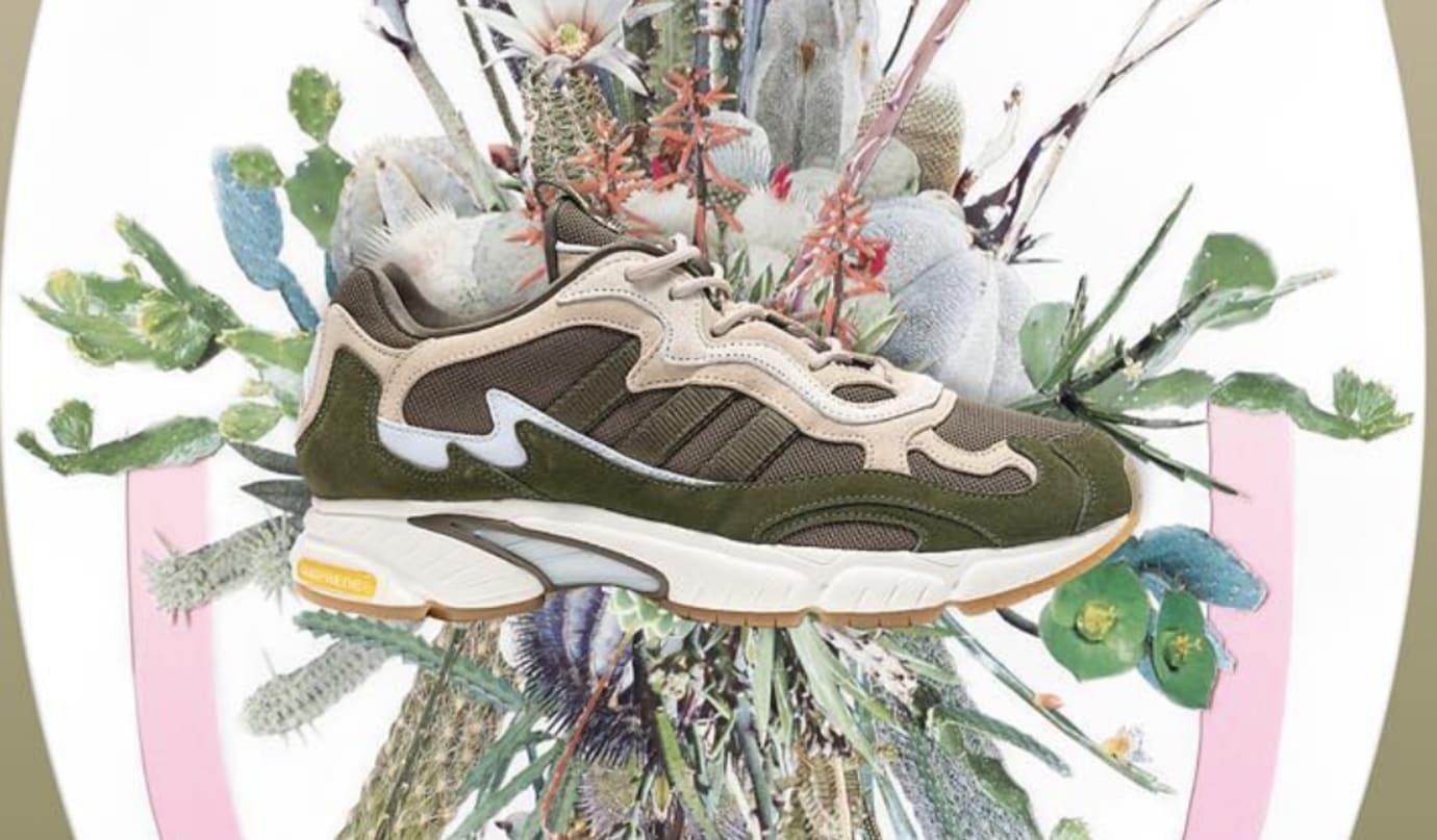 Saint Alfred x Adidas Consortium Temper Run 3