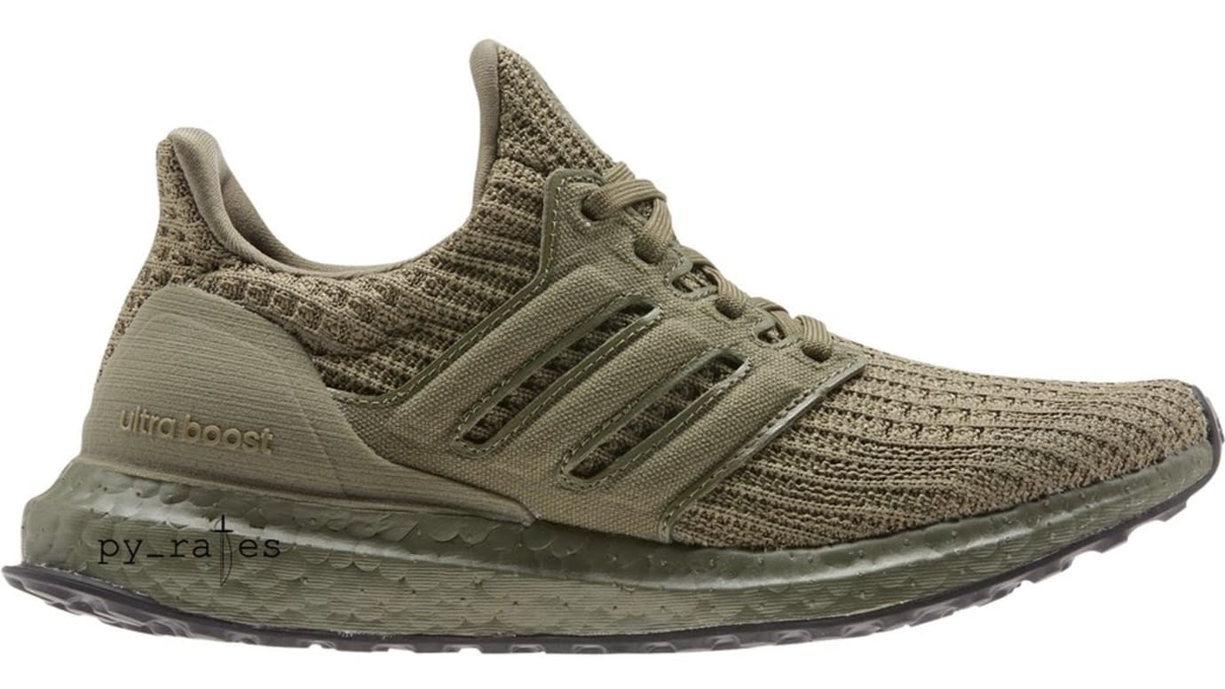 35ffc1ca9 Image via py rates · adidas-ultra-boost-2019-olive-lateral