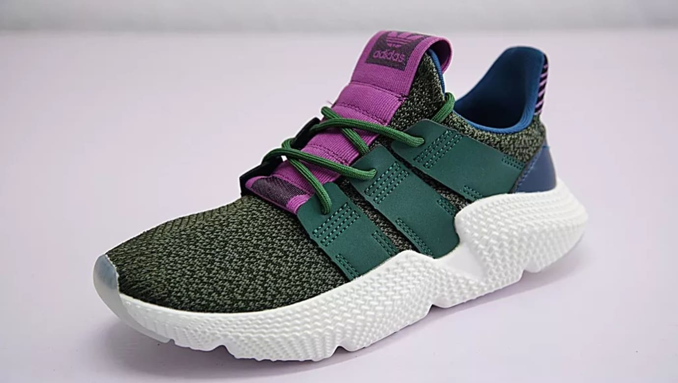 Dragon Ball Z x Adidas Prophere 'Cell' (Lateral)