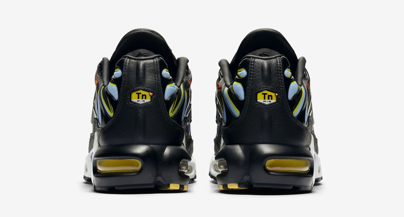 low priced 7bebd 7e2ad The Nike Air Max Plus TN Releasing in 'Hyperblue Tiger ...