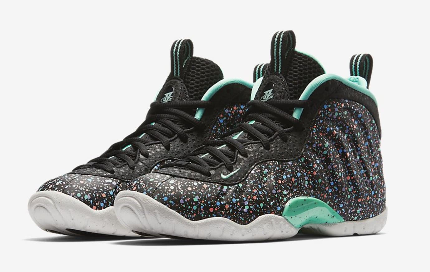 f42fcc31309 Splattered Colors Cover New Foamposites