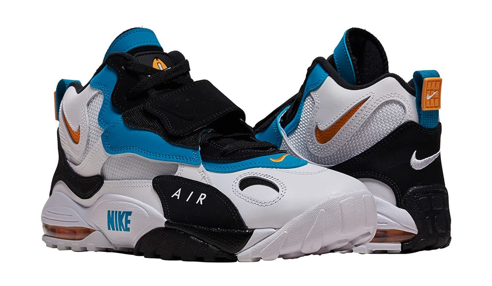 Nike Air Max Speed Turf 'Dolphins' 525225-100 (Pair)