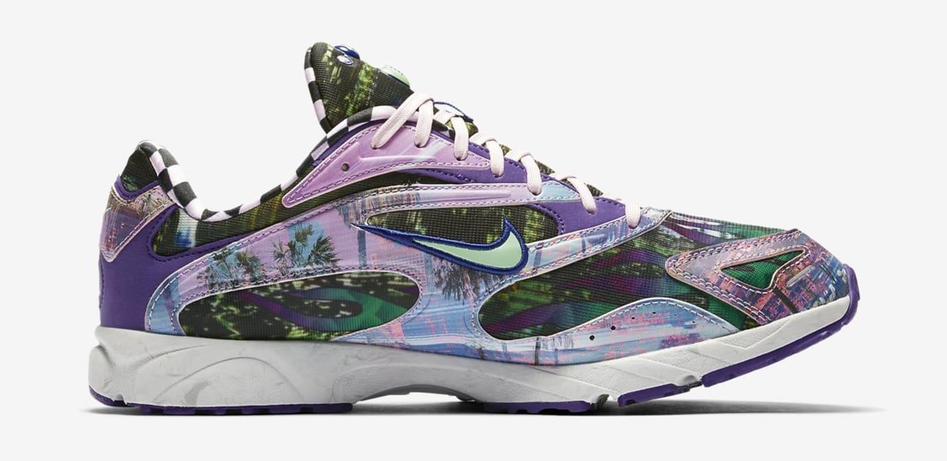 Nike Zoom Streak Spectrum Plus Premium 'Court Purple' (Medial)