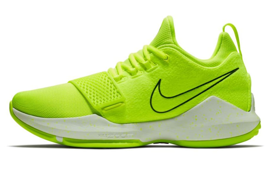 Nike PG 1 'Volt' (Lateral)