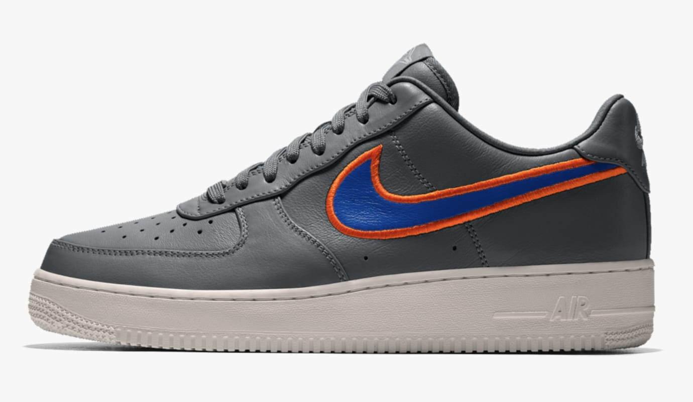 a5c32f7d945718 Image via Nike Nike Air Force 1 Low City Edition  Knicks