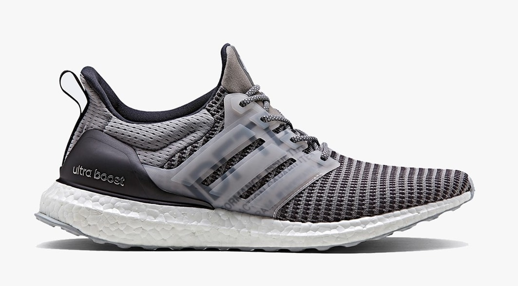 Undefeated x Adidas Ultra Boost 'Shift Grey' CG7148 Release Date
