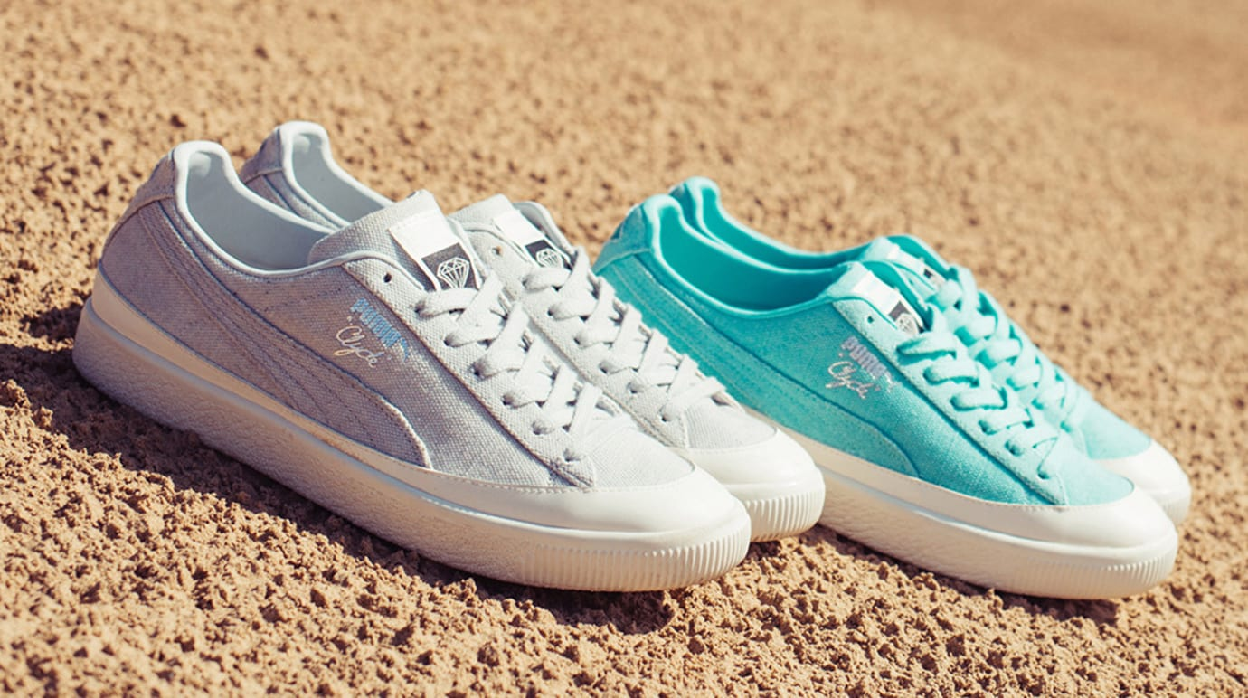 Diamond Supply Puma Clyde