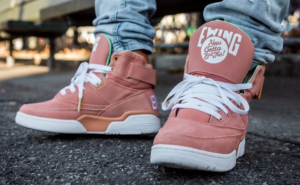 YouGottaEatThis! x Ewing 33 Hi 'Sushi' (On Foot)