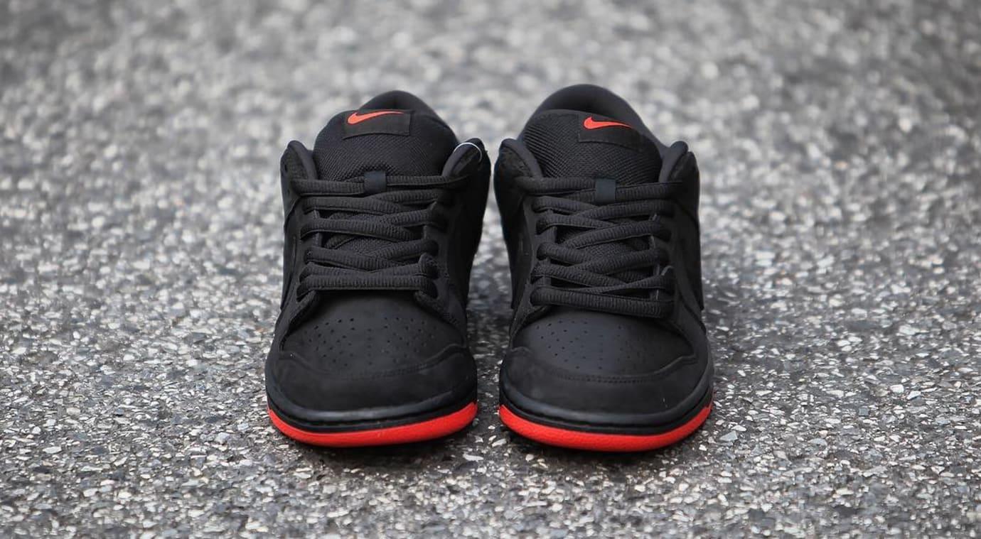 Nike SB Dunk Low Black Pigeon Release Date 88323-008 (6)