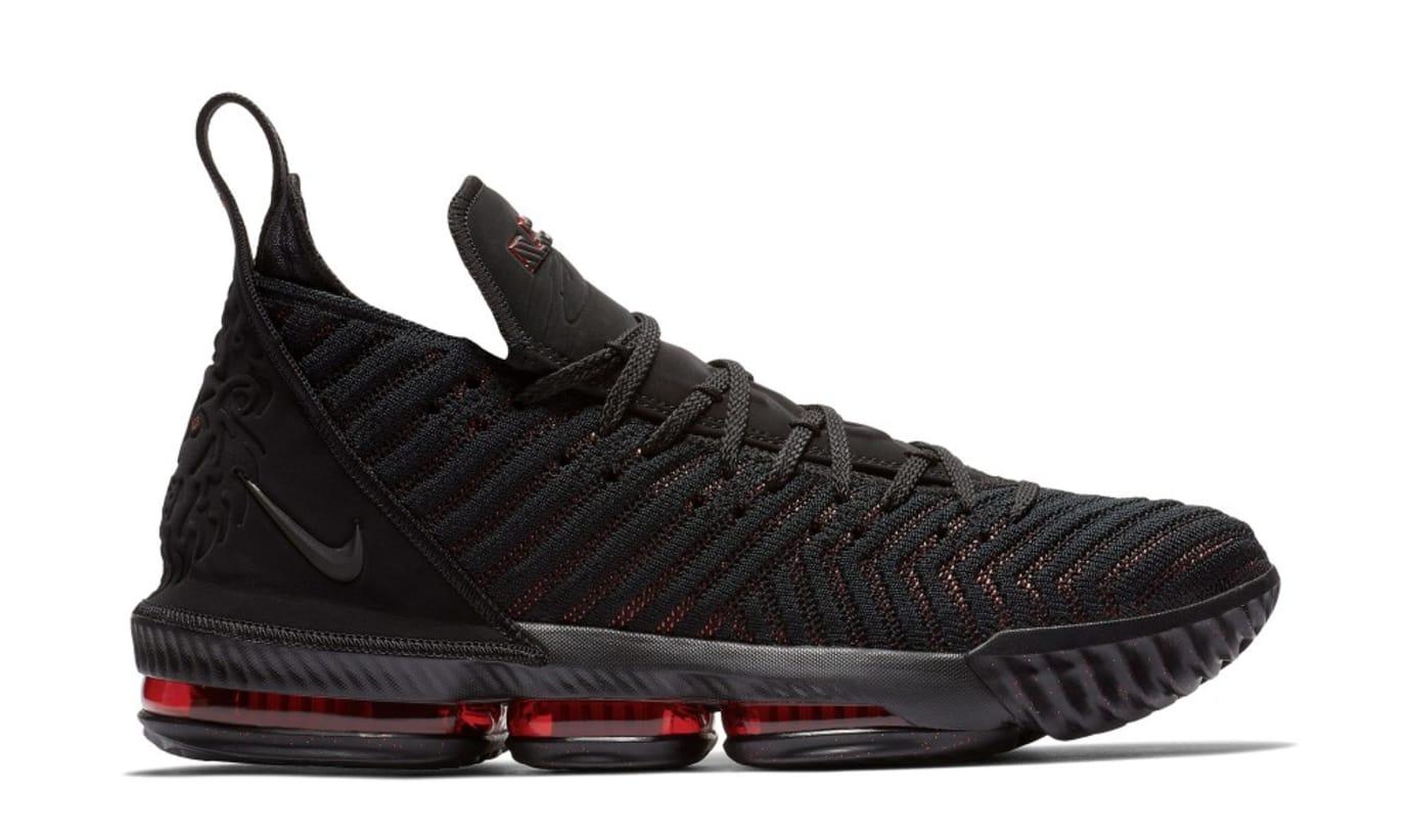 Nike LeBron 16 'Fresh Bred' (Medial)