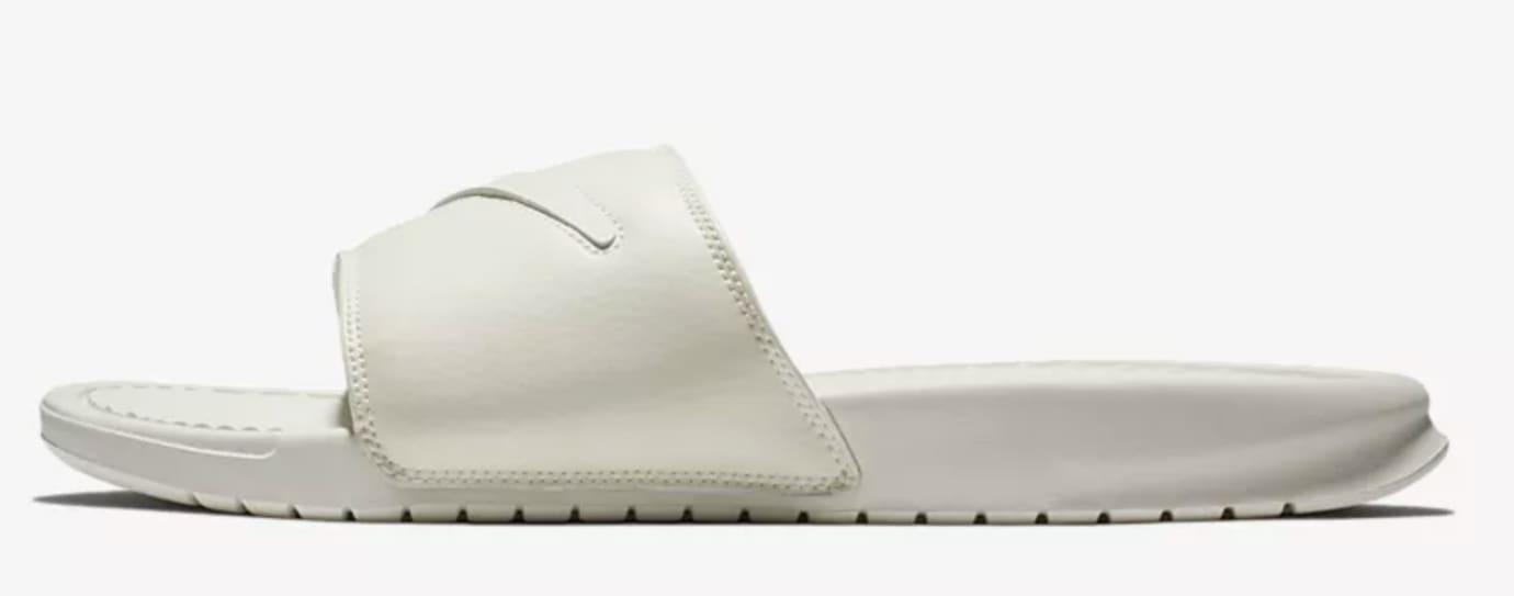 Nike Benassi JDI LTD 'Sail' AQ8614-101 1