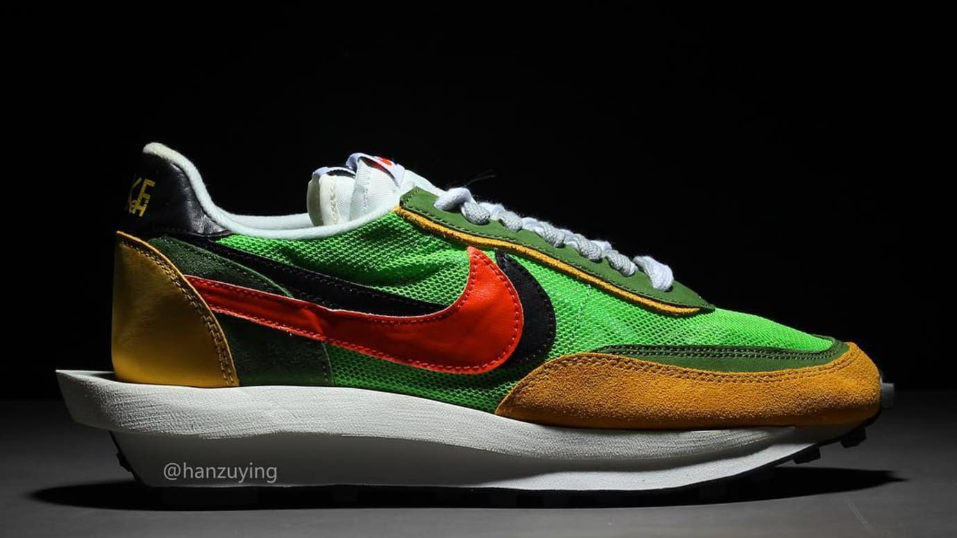 Sacai x Nike Hybrid Release Date January 2019 | Sole Collector