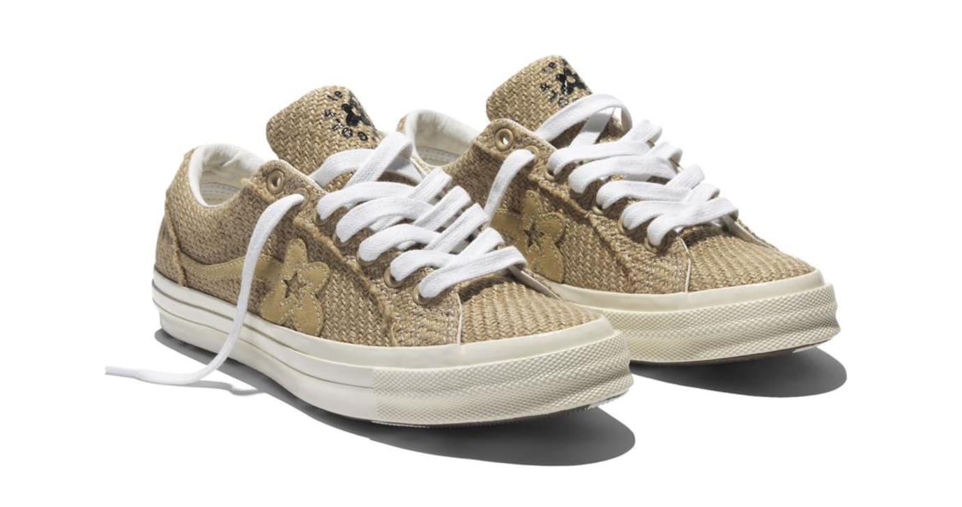Converse x Tyler, the Creator Golf le Fleur 'Burlap' One Star