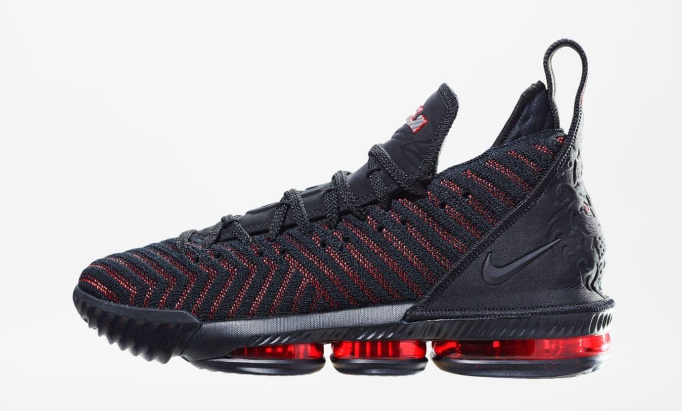 Nike LeBron 16 'Fresh Bred' (Lateral)