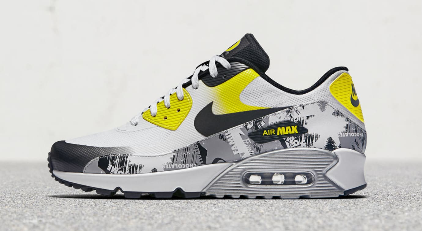 Nike Air Max 90 Ultra 2.0 'Doernbecher' (Lateral)