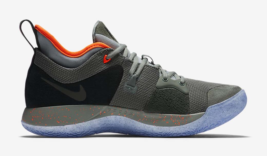 Nike PG2 All-Star Release Date AO1750-300 Medial