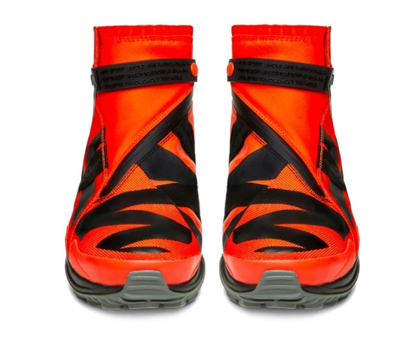 NikeLab Gyakusou Gaiter Boot 'Vivid Orange' (Toe)