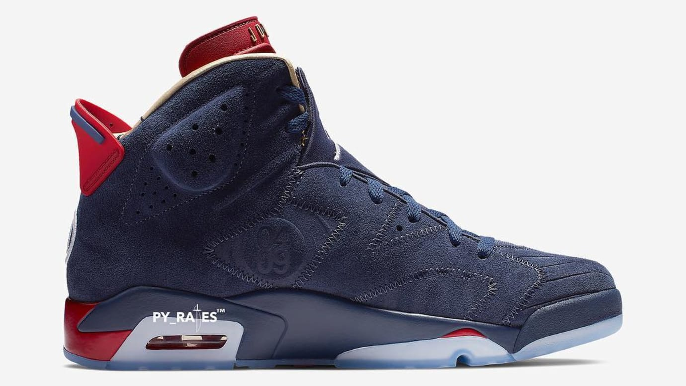size 40 4ab35 ced6b Image via py news · air-jordan-6-retro-2019-doernbecher-py-news-