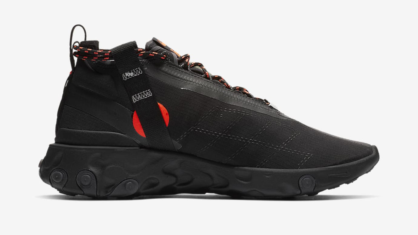 Nike React Mid Black Release Date