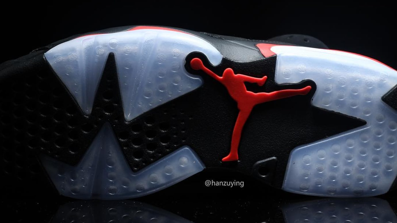 air-jordan-6-black-infrared-2019-early-look-sole