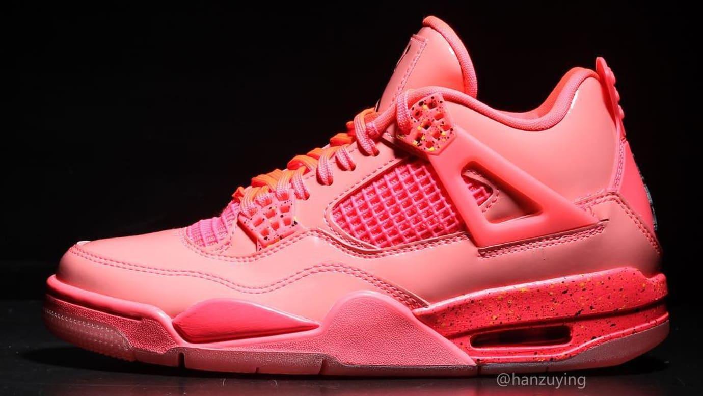 best website f816b db605 ... WMNS Air Jordan 4  Hot Punch  AQ9128-600 Release Date