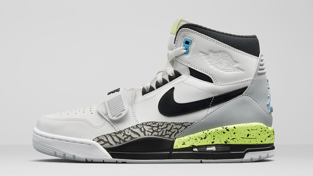 Don C x Jordan Brand Legacy 312 'Air Command Force'