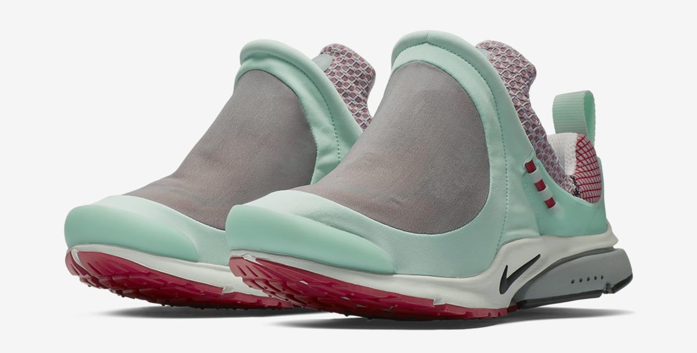 Comme des Garçons x Nike Air Presto Foot Tent 'Blue/Red' (Pair)