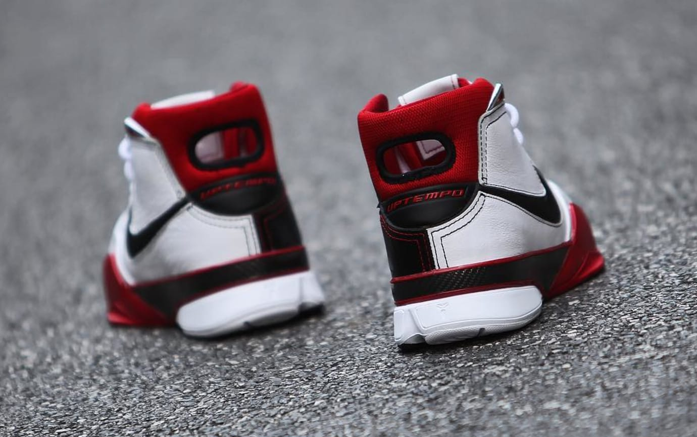 c6d9cc30a091 Image via gc911 · Nike Zoom Kobe 1 Protro All-Star Release Date AQ2728-102  Heel