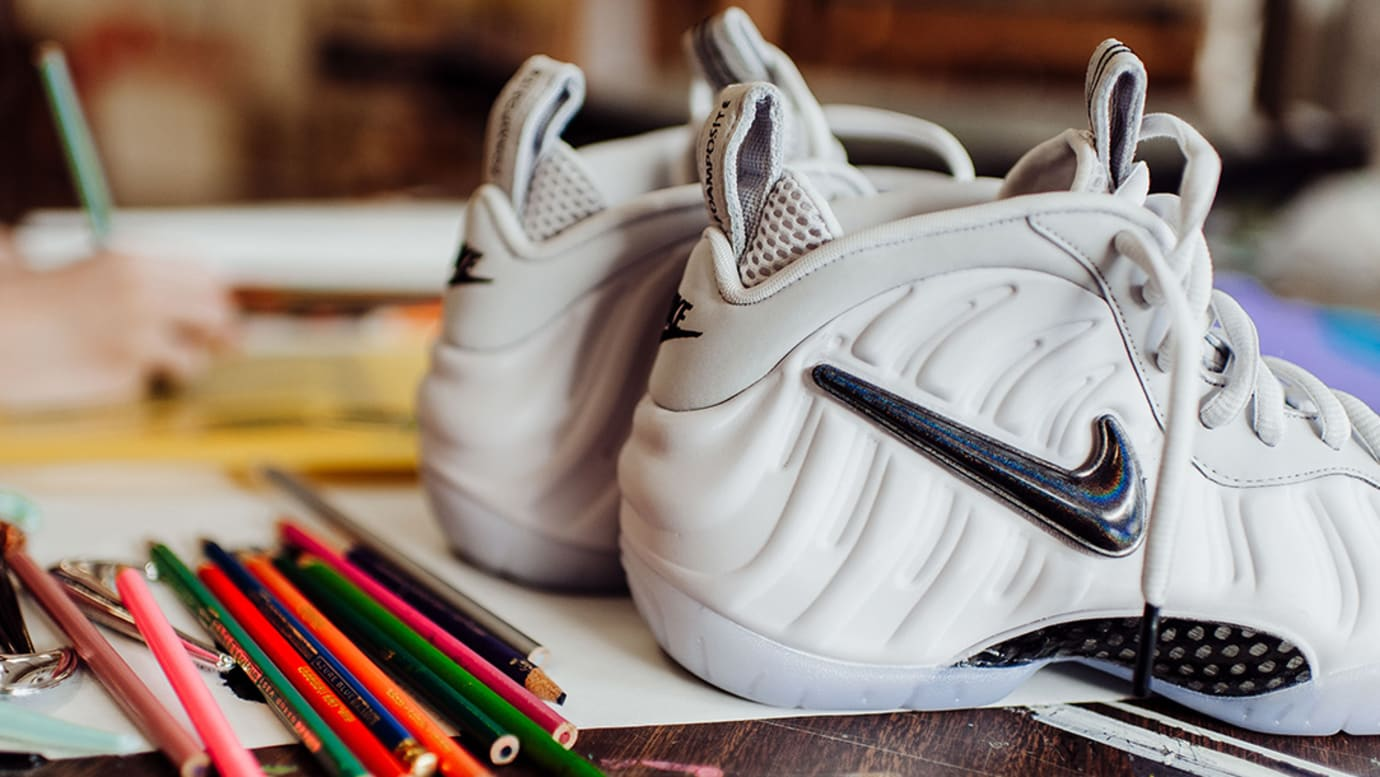 nike air foamposite pro all-star