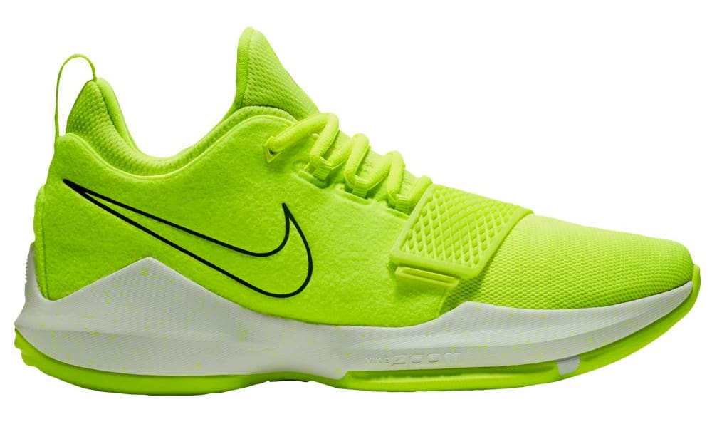 Nike PG 1 'Volt' (Lateral 2)