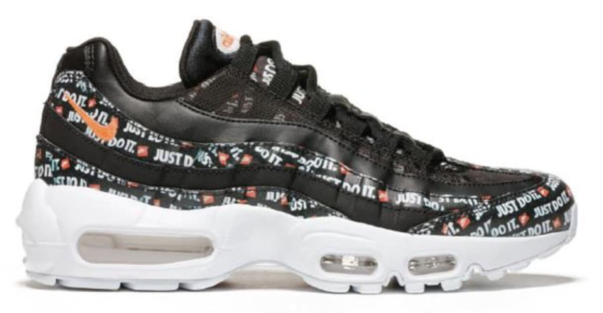 Nike Air Max 95 'Just Do It' Pack (Black)