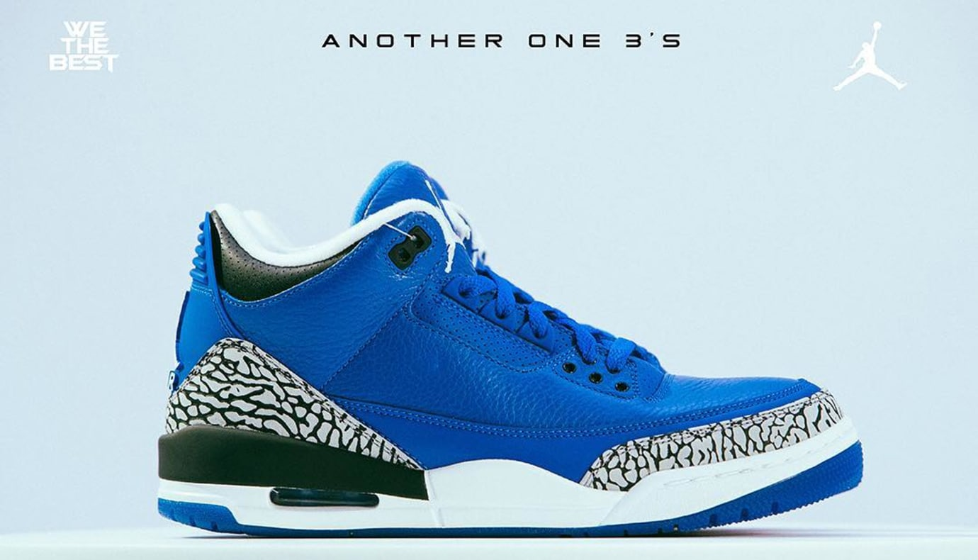 43d6dd1ef3e DJ Khaled x Air Jordan 3  Father of Asahd  and  Another One  Contest ...