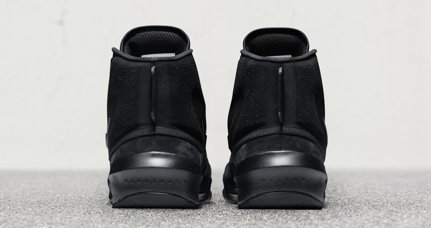 Nike Dangeruss Wilson 1 (Heel)