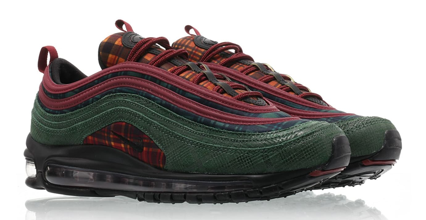 the latest cd3d3 83e97 Image via Titolo Nike Air Max 97 Team RedMidnight Spruce AT6145-600 2