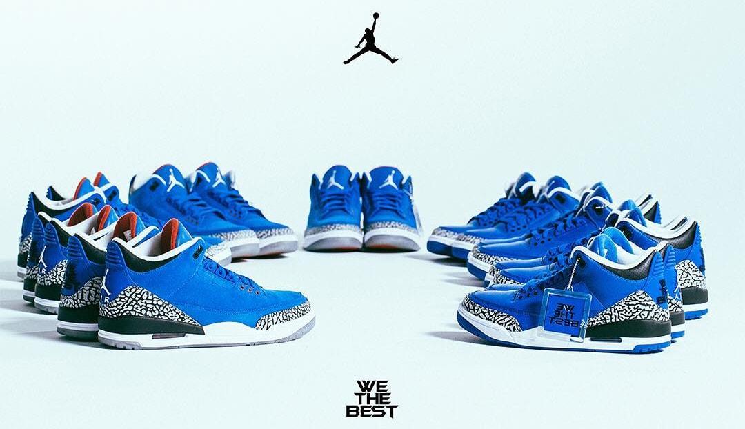f6dc568144664c DJ Khaled Unveils His New Air Jordan 3s