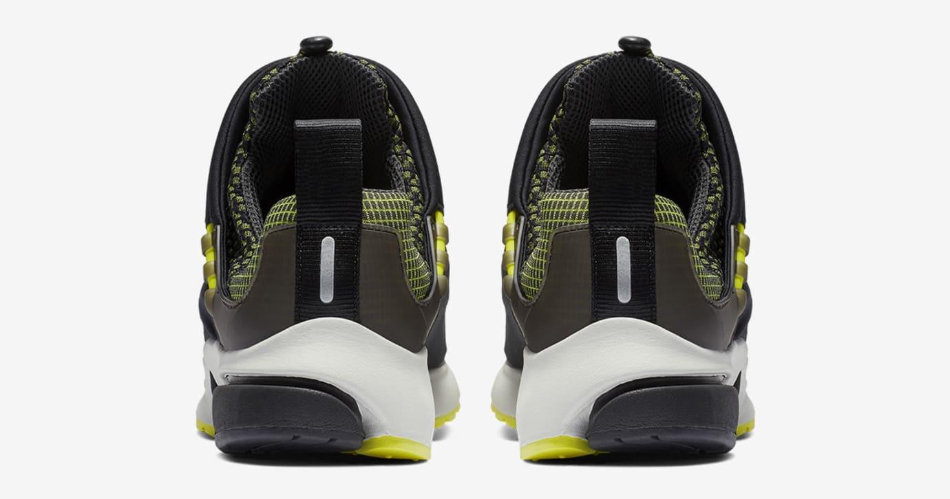 Comme des Garçons x Nike Air Presto Foot Tent 'Neon' (Heel)