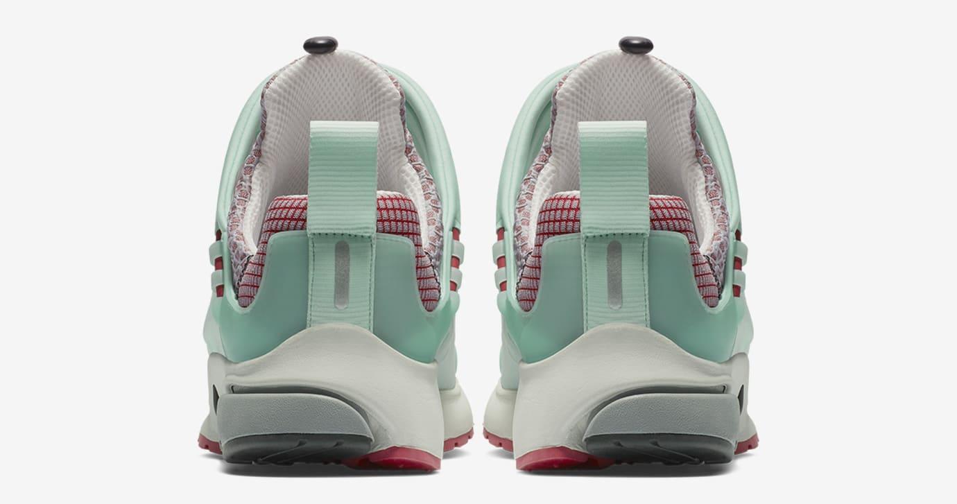 Comme des Garçons x Nike Air Presto Foot Tent 'Blue/Red' (Heel)