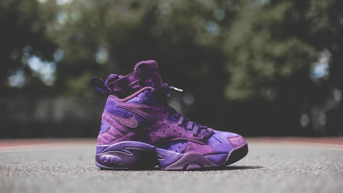 Nike Maestro 2 High Kith Purple