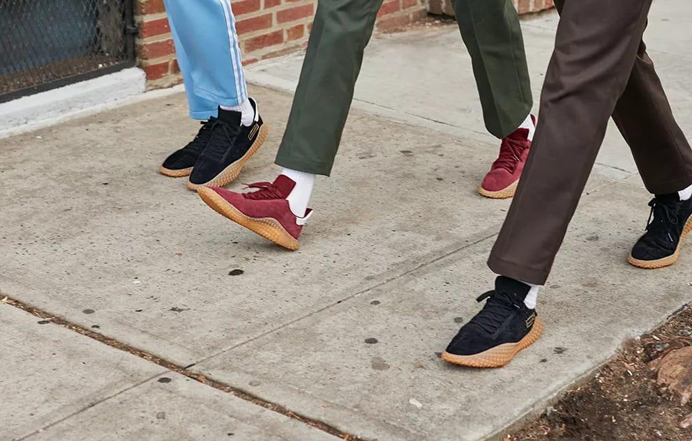 Adidas Kamanda (On-Foot)