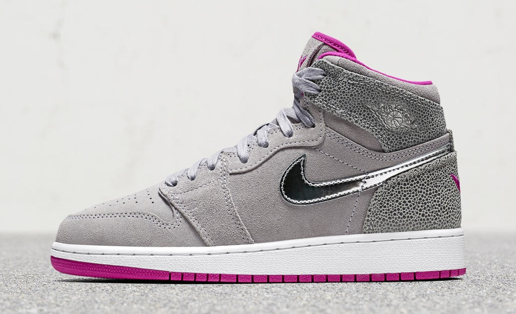 Maya Moore Air Jordan 1 High Release Date Profile 332148-012