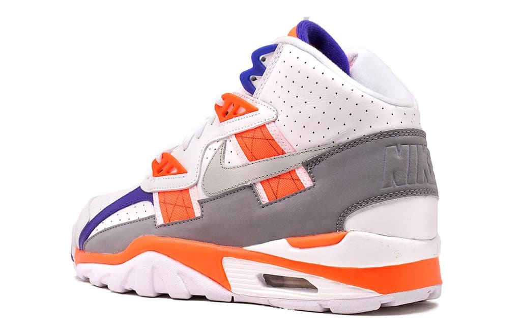 Bo Jackson Nike Air Trainer Sc High Auburn 2017 Release