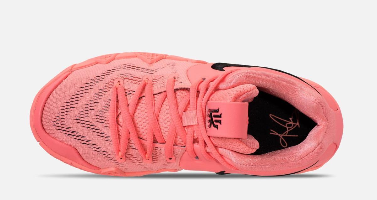 938d9c2c772 ... promo code for image via finish line nike kyrie 4 gs lt atomic pink  hyper pink