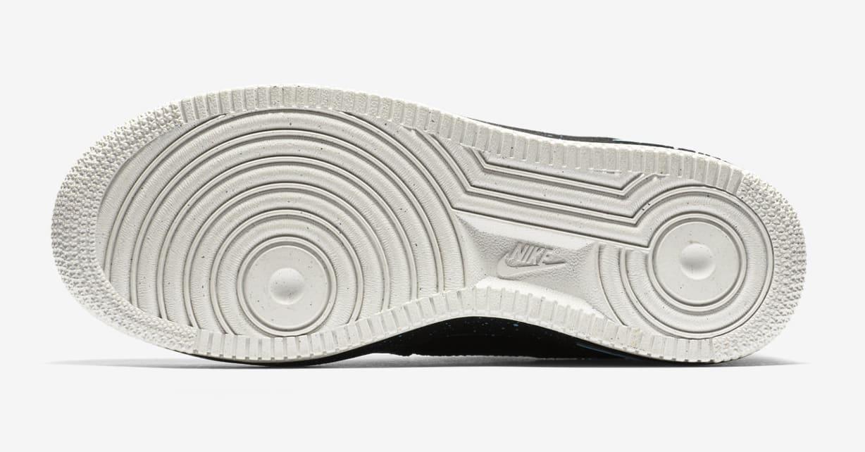 Nike Air Force 1 GS 'Safari' AJ4234-002 (Sole)
