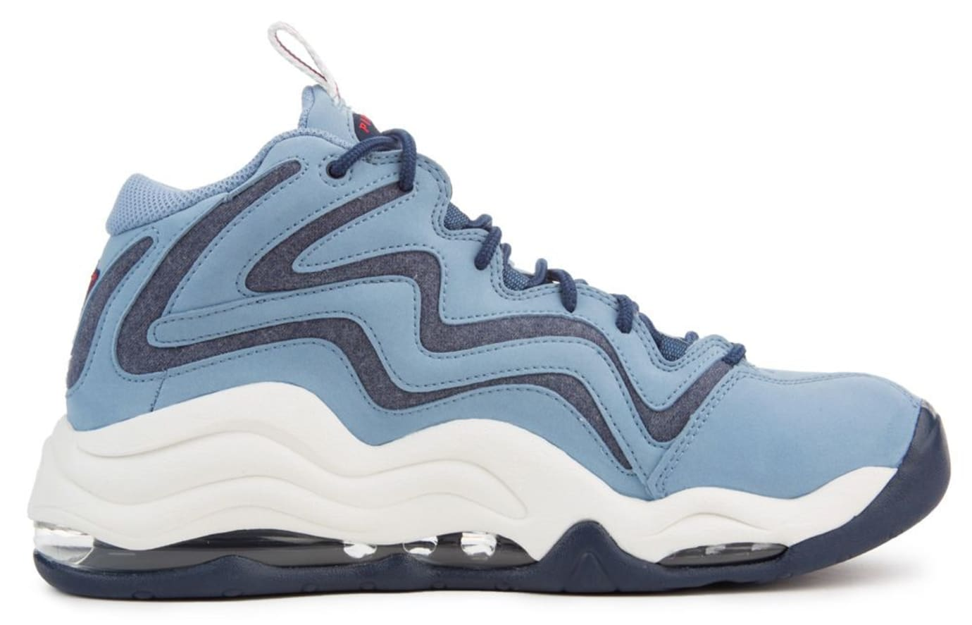 ff540a33bcdd Nike Air Pippen Work Blue Chicago Flag Release Date 325001-403 Medial