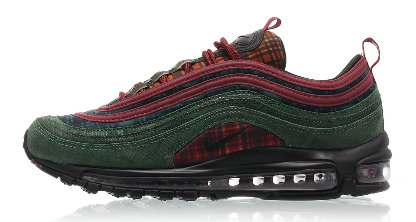 501bfb0de6a Nike Air Max 97  Team Red Midnight Spruce  AT6145-600 Release Date ...