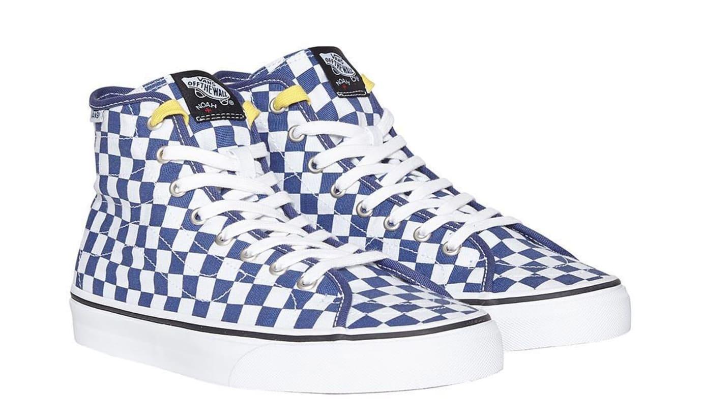 Noah x Vans Sk8-Hi Decon 'Blue/White'