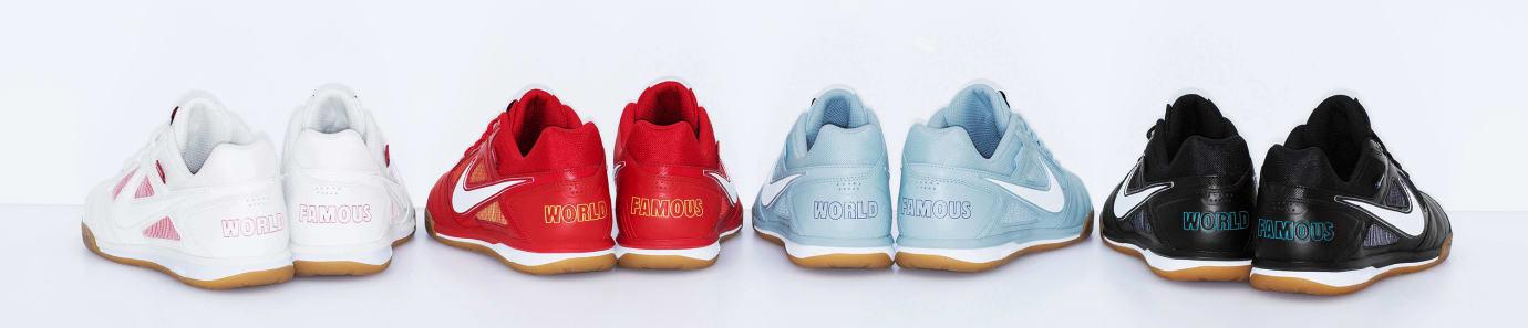 Supreme x Nike SB Gato (Heel)