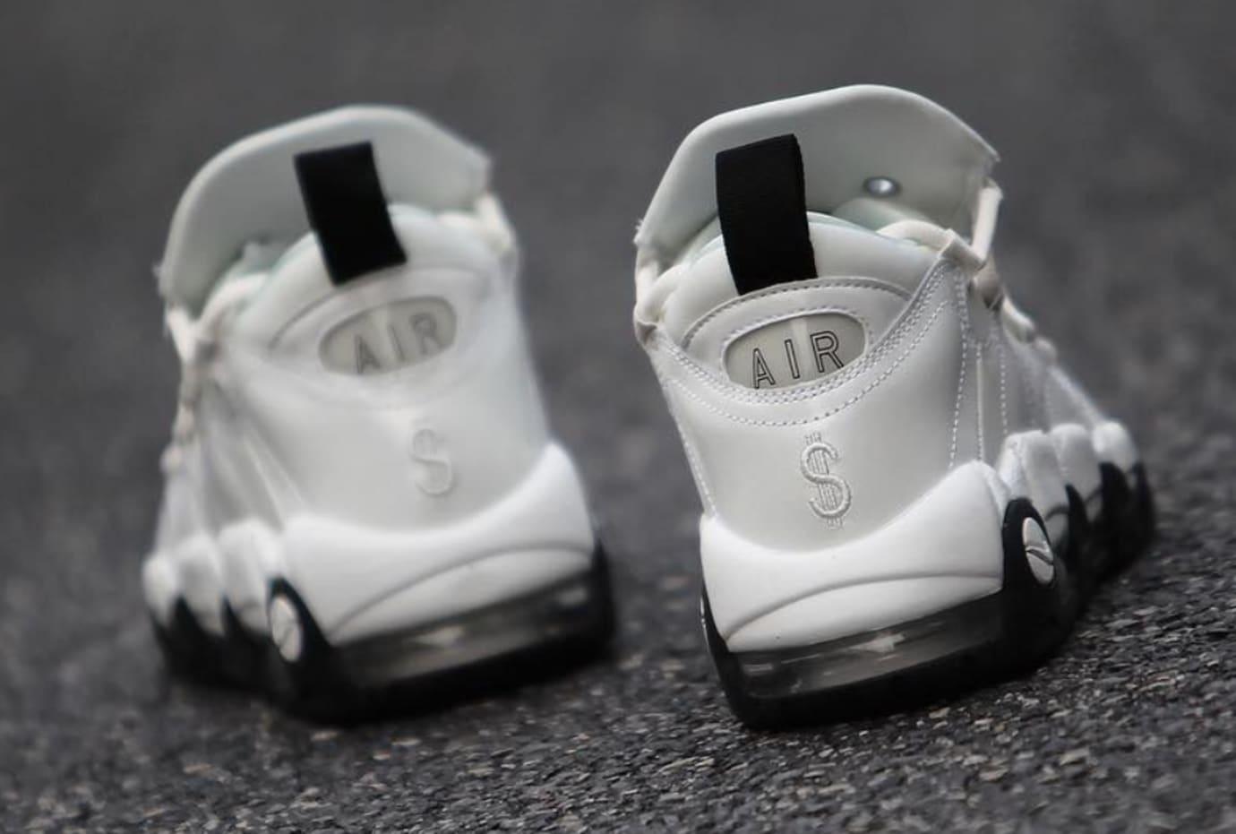 Nike Air More Money 'White/Los Angeles' (Heel)