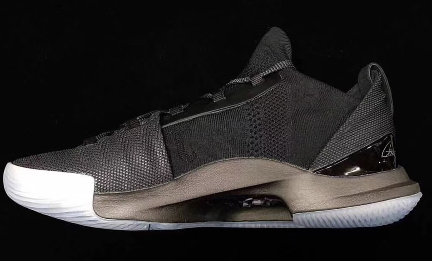 Under Armour Curry 5 'Black' (Medial)