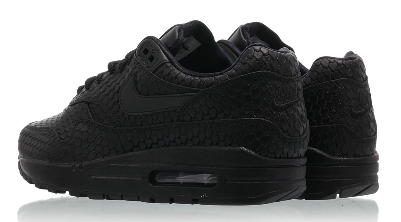 WMNS Nike Air Max 1 Premium 454746-014 (Heel)